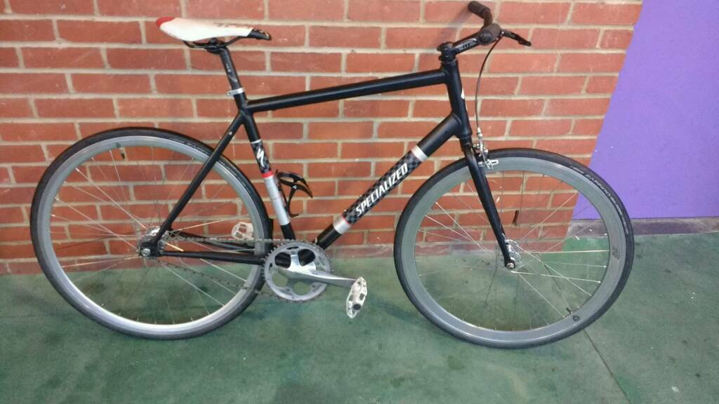 Specialized Langster single speed custom build bicycle