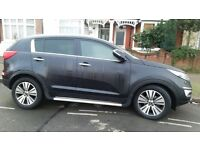 Sportage 1.7 CRDi 2WD ISG 3 Sat Nav. One owner, full service history, 12 month MOT