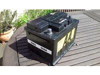 Car Battery 12 volt