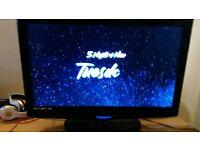 technika 21.6 inch tv dvd combi