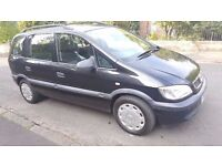 2004 Vauxhall Zafira Life 1.6 Petrol 7 Seater Good Condition Only 875