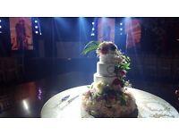 Asian Wedding/ Engagement Cakes * London based Professional Cake Decorators
