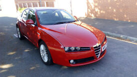 Alfa Romeo 159 1.9 Diesel, FSH, Cambelt + water pump + brakes done, clean in and out