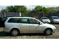2002 AUTOMATIC FORD FOCUS ESTATE PETROL , , 1 YEAR MOT, , GOOD RUNNER , , CHEAP CAR
