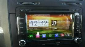 vw car audio player Android