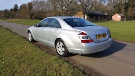 MERCEDES S CLASS S320 3.0 DIESEL FULLY LOADED CLEAN CAR HPI CLEAR