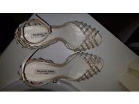 Benjamin Adams shoes.