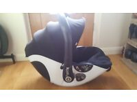 Kiddycare Evo- Lunafix Car Seat + Isofix, Highest rated, great condition