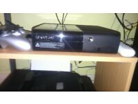 MICROSOFT XBOX 360 IN GOOD CONDITION WITH LOADS OF GAMES