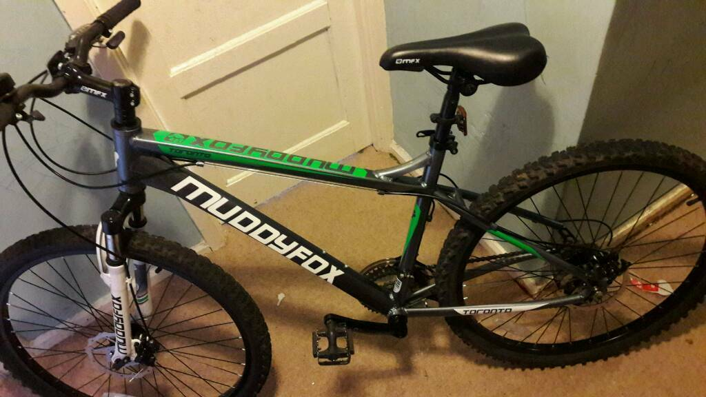 Dimondbackin Leicester, LeicestershireGumtree - My bike for sale in like new condition everything works perfect only rode hand full of times reason for sale as I dont use it no more