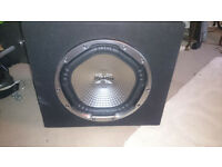 1000 watt speaker with built in amp
