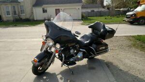 2006 Harley Davidson classic