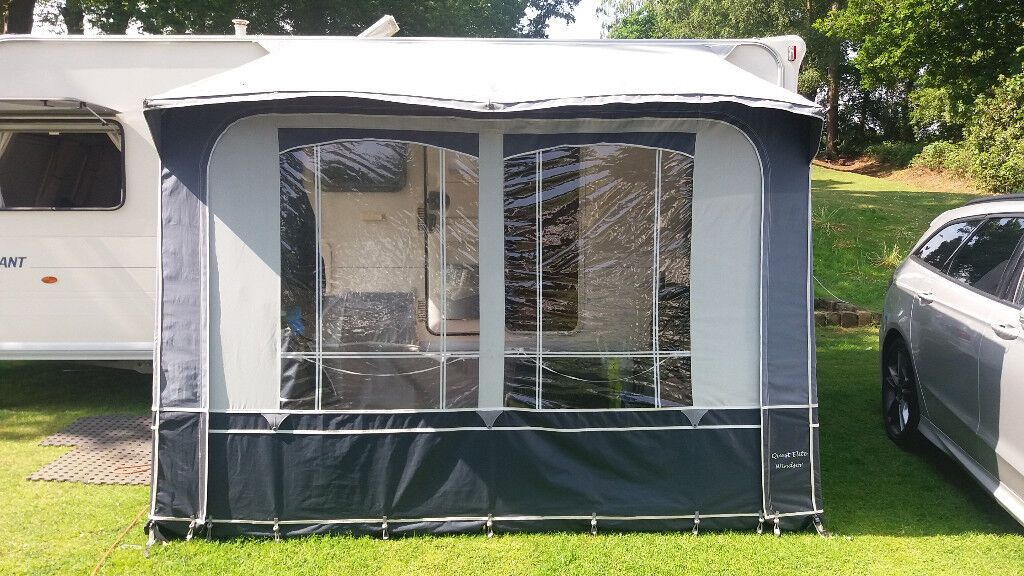 Caravan Porch Awning Quest Elite Windsor Plus. In very ...