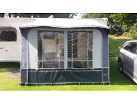 Caravan Porch Awning Quest Elite Windsor Plus. In very good condition.