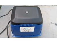 Evolution aqua koi pond air pump 130lph