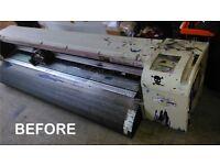 Mutoh large format, eco-solvent printer Service Repair/ Engineer Visit