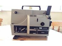 Boots Dichroic 2000 projector. Super8/Standard 8