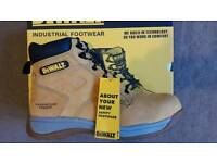 Brand New Dewalt Steel Toe Boots