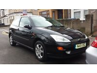 Ford Focus 1.6 Leather Heated Seats