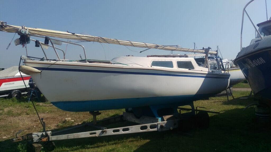 Jaguar 22 Sailing yacht   in Shoeburyness, Essex   Gumtree