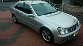 C class Mercedes c200
