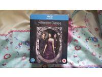 Vampire Diaries Season 1-5 Blu ray Excellent condition