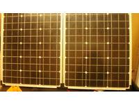 Portable 100 W Solar panel