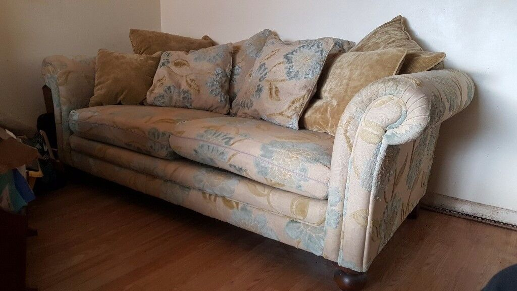 Large sofa, good condition, too large for our living room