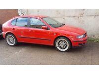 Seat Leon 1.8T Cupra 180bhp