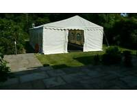 6x12m marquee (heavy duty)