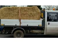 """Hestons of Hay large 8'6"""""""