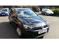 Excellent condition Volkswagen Golf 1.2 TSI S for sale. Very low mileage at less than 13,000 miles.