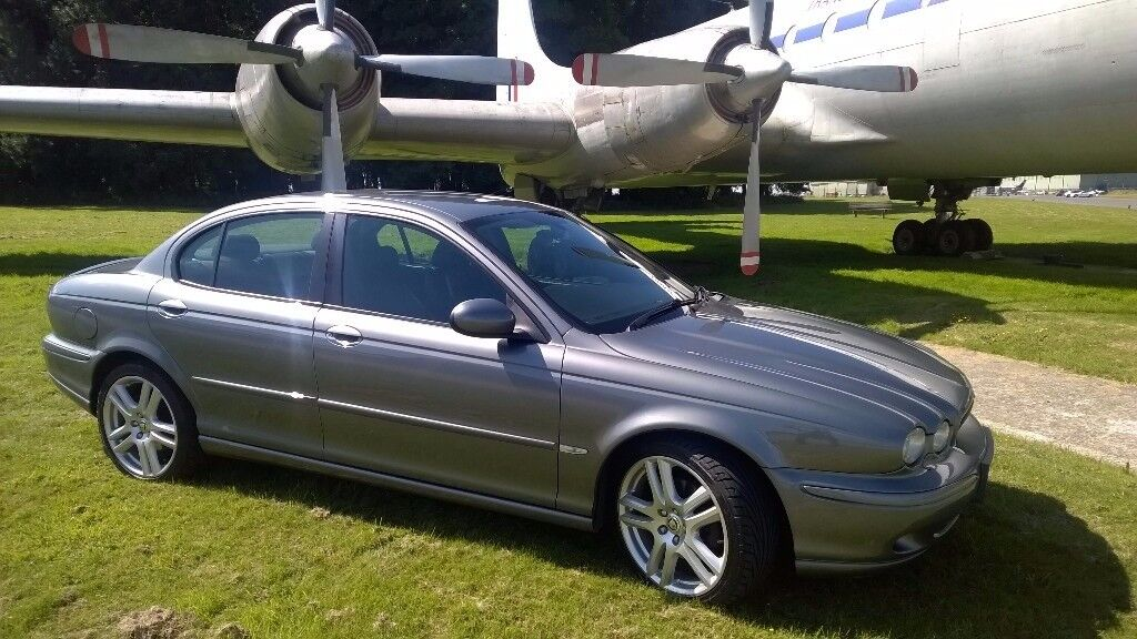 JAGUAR X TYPE 2.0D SPORT PREMIUM. PRIVATE No. PLATE INCLUDED IN PRICE
