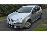 2008 VW GOLF 1.4 PETROL 3 DOOR,TIMING BELT DONE!!LOW MILEAGE,VERY GOOD COND.