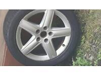 "Audi Alloy wheel 17 """