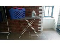 Iron and Ironing board set BARGAIN