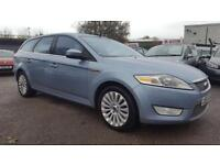 FORD MONDEO 2.0 TDCI TITANIUM X ESTATE 6 SPEED SAT NAV 2008 / 1 OWNER / SERVICE HISTORY / HPI CLEAR