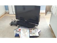Rare Sony Bravia with built in PS2