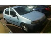 2001 (Y) Fiat Punto 1.2