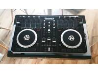 DJ - Numark Mixtrack pro ll