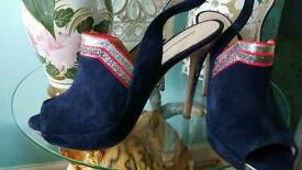 Dune shoes size 6 rrp £135