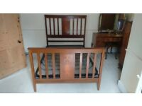 Edwardian style bedframe