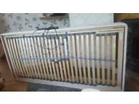 Orthopaedic medical electric bed frame