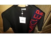 Moncler T-shirt, Size Large, Recorded Delivery.