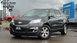 2016 Chevrolet Traverse 1LT LT 1LT, 7 PASSENGER, ONE OWNER
