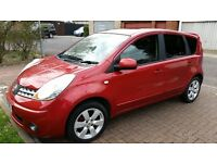 2008 Nissan Note 1.6 16v Tekna 5dr Automatic Fully HPI Clear @ 07445775115 @ 07725982426@