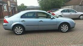 2005 FORD MONDEO 1.8 MISTRAL