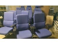 Top spec high back executive office chairs