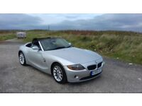 BMW Z4 CD55 FLY SWAP FOR E39 5 SERIES