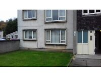 Two bedroom ground floor flat in Bridge of Allan.